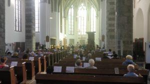 Kerkdienst (ds J.M. van den Berg-Meelis)