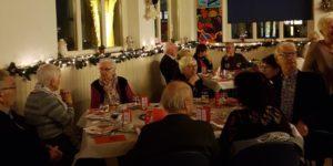 PSW Kerstmaaltijd/viering