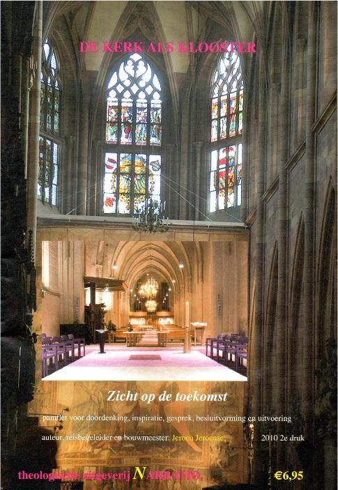 """Leesgroep """"Kerk als Klooster"""""""