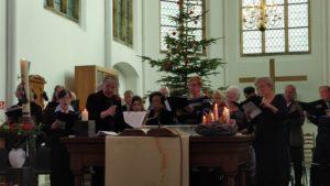 Kerstdienst (ds J.M. van den Berg-Meelis)