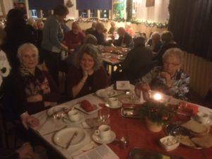 Foto's PSW Kerstmaaltijd
