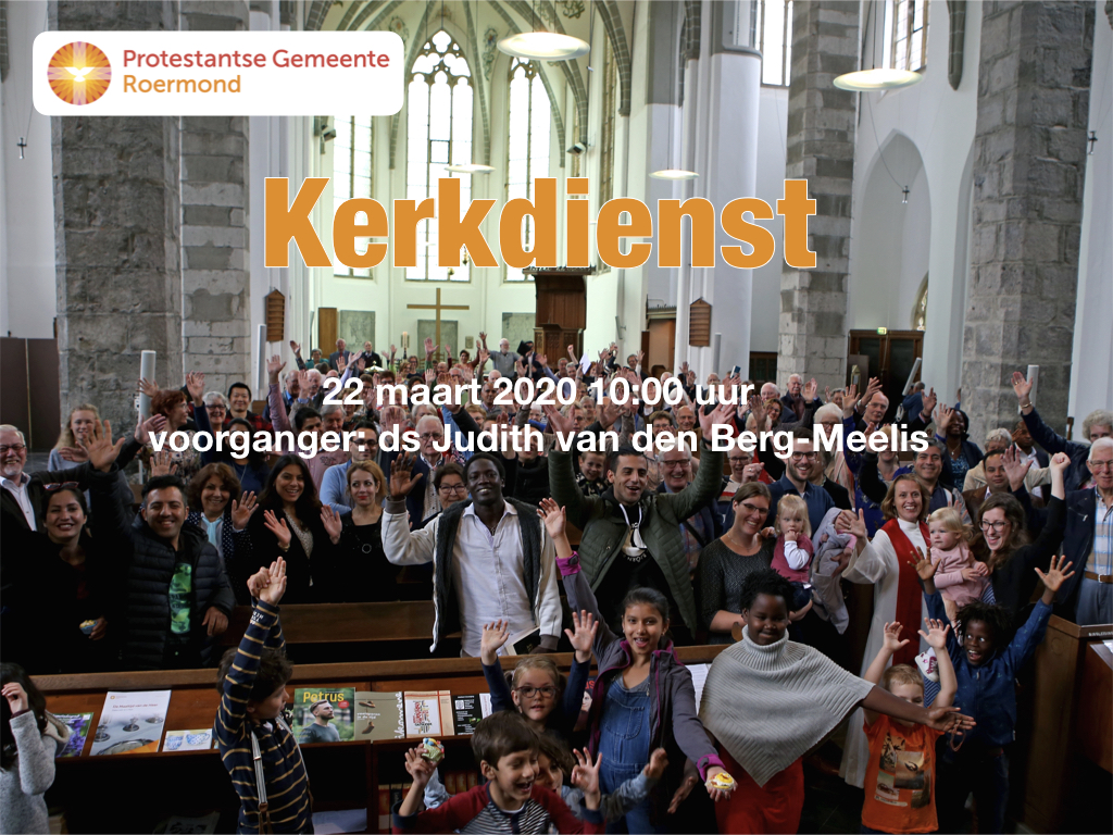 Eerste Online Kerkdienst