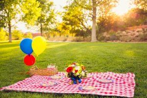 Openlucht koffie & speeltuin & picknick