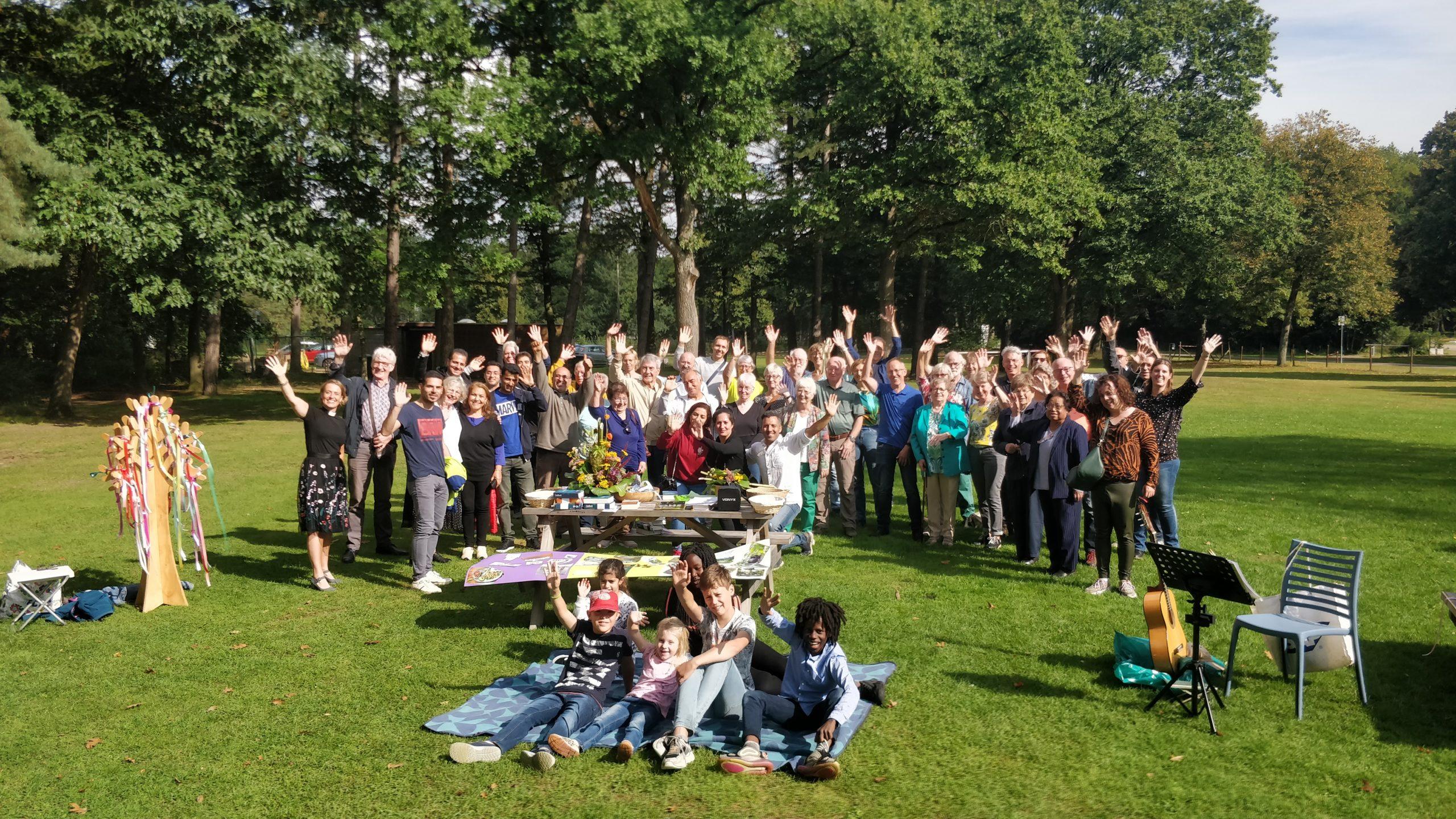 Terugblik Gemeentedag & Openluchtviering